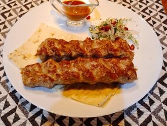 Люля-кебаб (из баранины)